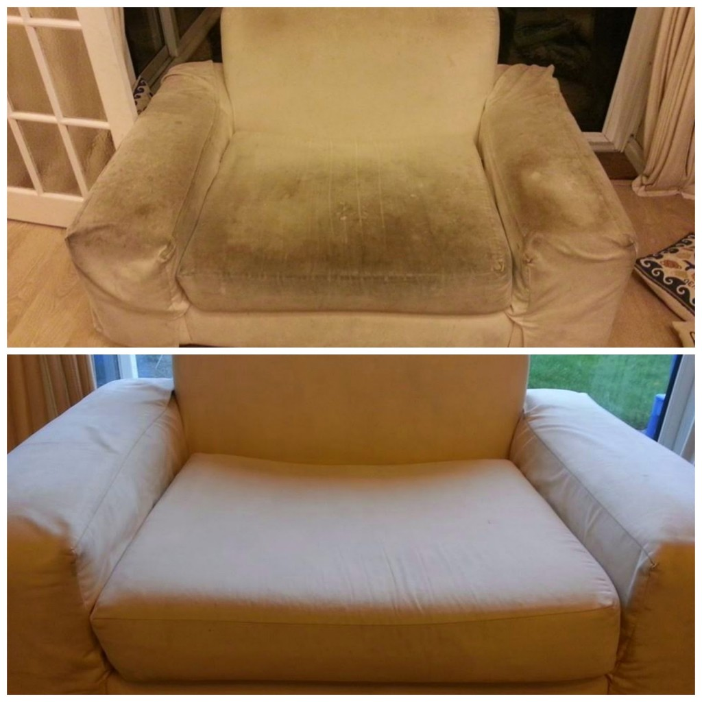 Extreme upholstery  cleaning