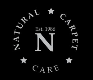 Natural carpet care logo