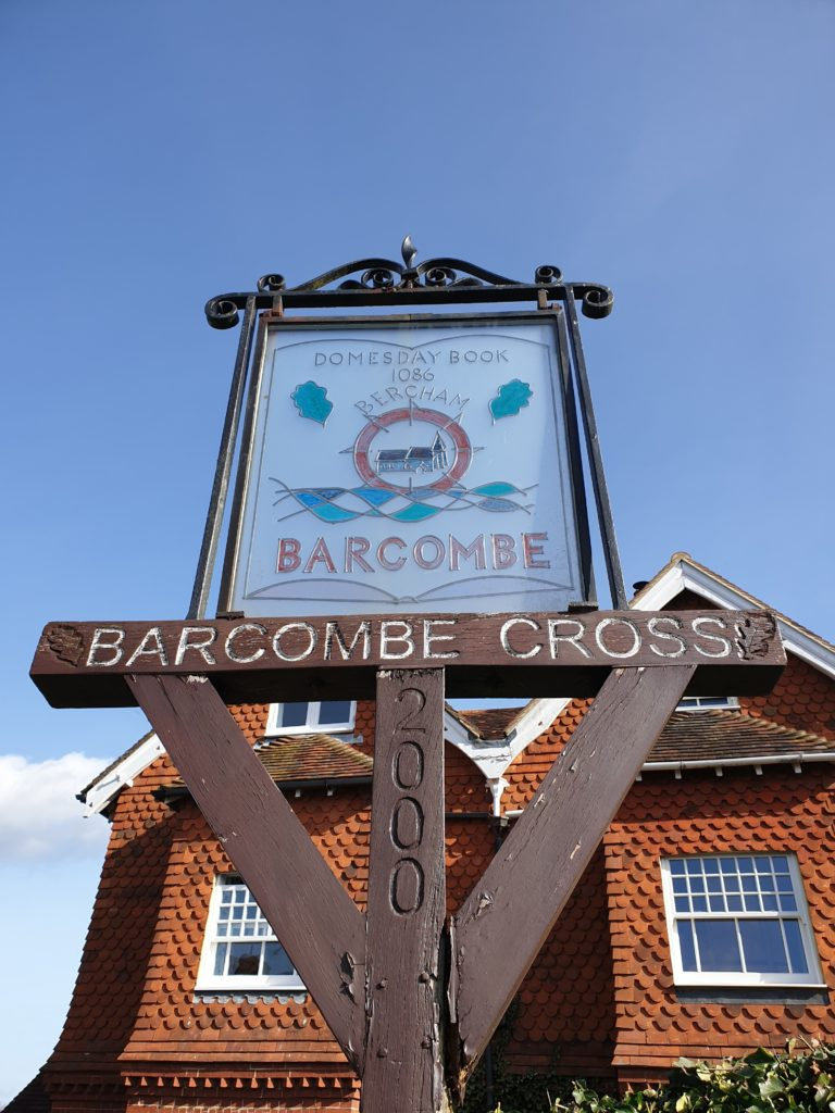 Barcombe in Sussex
