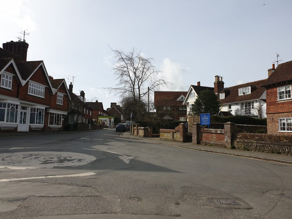 Barcombe High Street
