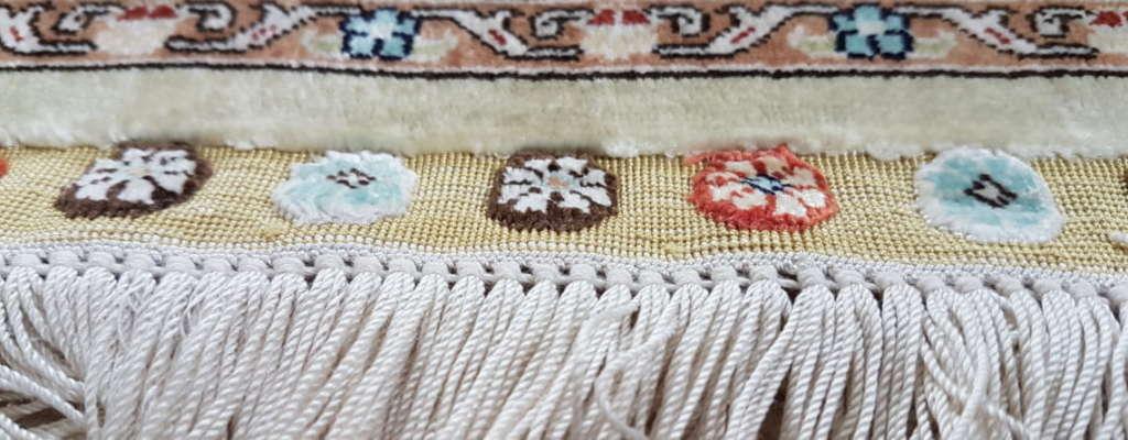 Colourful rug