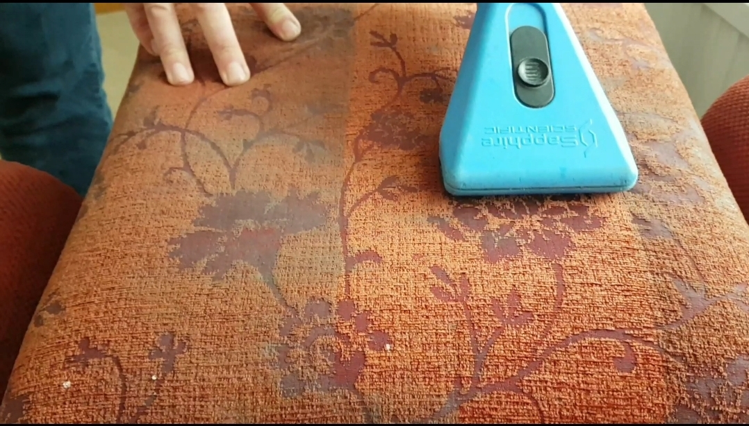 cleaning upholstery image